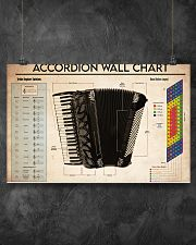 Music Accordion Chords 17x11 Poster poster-landscape-17x11-lifestyle-12