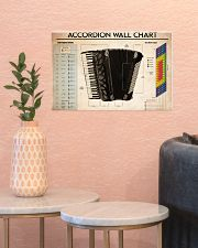 Music Accordion Chords 17x11 Poster poster-landscape-17x11-lifestyle-21