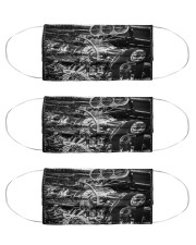 Drag Racing4-Mg-PDN-DQH  Cloth Face Mask - 3 Pack thumbnail