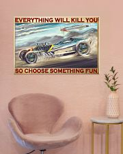 sport car vs air craft Choose ST Fun pt mttn-pml 36x24 Poster poster-landscape-36x24-lifestyle-19