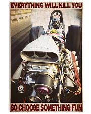 Drag Racing Choose ST Fun2 PDN-DQH 11x17 Poster front
