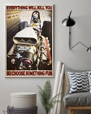 Drag Racing Choose ST Fun2 PDN-DQH 11x17 Poster lifestyle-poster-1