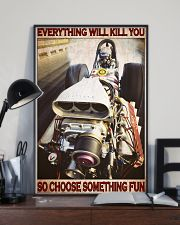 Drag Racing Choose ST Fun2 PDN-DQH 11x17 Poster lifestyle-poster-2