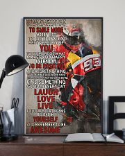 Motor Today Is A Good Day 93 24x36 Poster lifestyle-poster-2