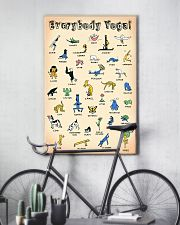 Yoga Everybody PDN cva  11x17 Poster lifestyle-poster-7