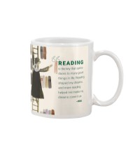 RB reading is the key mas lqt-pml  Mug tile