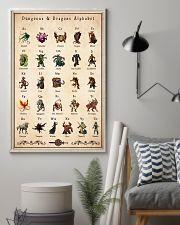DD Monster Alphabel PDN-ntv 11x17 Poster lifestyle-poster-1