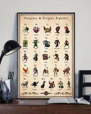 DD Monster Alphabel PDN-ntv 11x17 Poster lifestyle-poster-2