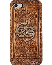 Flm Never End PC PDN dqh Phone Case i-phone-8-case