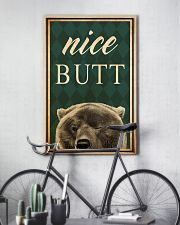 Bear Nice Butt 11x17 Poster lifestyle-poster-7