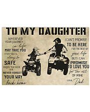ATV - TO MY DAUGHTER 36x24 Poster front