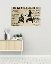 ATV - TO MY DAUGHTER 36x24 Poster poster-landscape-36x24-lifestyle-01