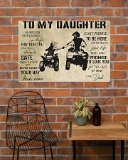 ATV - TO MY DAUGHTER 36x24 Poster poster-landscape-36x24-lifestyle-20