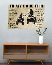 ATV - TO MY DAUGHTER 36x24 Poster poster-landscape-36x24-lifestyle-21