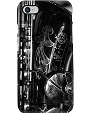 Saxophone Selmer Serie II PC PDN-dqh Phone Case i-phone-8-case