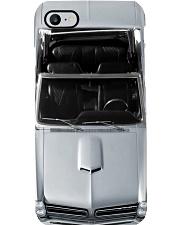 Car Pon 1965 GTO 2 Bluemist Slate PDN-dqh Phone Case i-phone-8-case