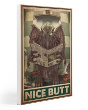 Cthulhu bathroom nice butt pt dvhh dqh 20x30 Gallery Wrapped Canvas Prints front