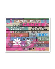 Breast CC In This House YS Sticker - Single (Vertical) thumbnail