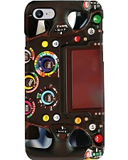 F1 Steering PC-RB-PDN-DQH  Phone Case i-phone-8-case