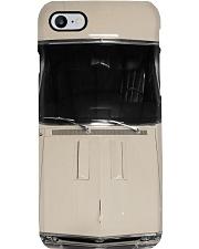 Car Chev 1966 Chevel SS 396 Cameo Beige PDN-dqh Phone Case i-phone-8-case