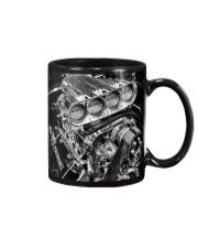 Drag Racing3-Mg-PDN-DQH  Mug front