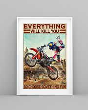 Motorcross Choose ST Fun 24x36 Poster lifestyle-poster-5