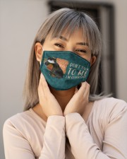 Yarn Don't Talk To Me Cloth Face Mask - 3 Pack aos-face-mask-lifestyle-17