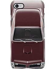 Car Pon 1966 GTO Burgundy PDN-pml Phone Case i-phone-8-case