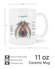 OBGYN Vulva and clitoris anatomy mug dvhh ntv Mug ceramic-mug-lifestyle-62