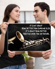 Saxophone Better Than You PDN ngt 17x11 Poster poster-landscape-17x11-lifestyle-20