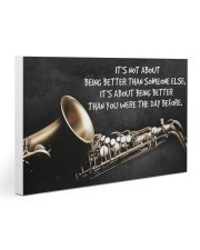 Saxophone Better Than You PDN ngt 30x20 Gallery Wrapped Canvas Prints thumbnail
