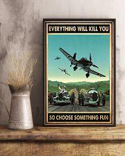 mercdes aud choose st fun pt dvhh-pml 11x17 Poster lifestyle-poster-3