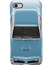 Car Pon 1966 GTO Fontaine Blue PDN-pml Phone Case i-phone-8-case