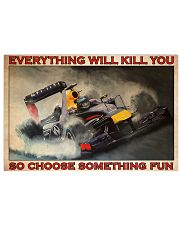 f1 choose st fun 36x24 Poster front