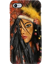 Native Girl PC PDN-dqh Phone Case i-phone-8-case