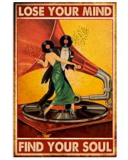 Vinyl Lose Your mind PDN-nna 11x17 Poster front