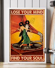 Vinyl Lose Your mind PDN-nna 11x17 Poster lifestyle-poster-4