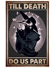 Cat Till Death Do Us Apart PDN-DQH  24x36 Poster front