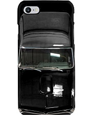 Car Pon 1967 GTO Starlight Black Black Top PDN- Phone Case i-phone-8-case