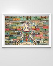 Yoga I Am 36x24 Poster poster-landscape-36x24-lifestyle-02