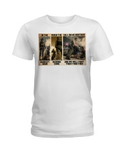 Police K9 Darkest Hour PDN-dqh Ladies T-Shirt tile