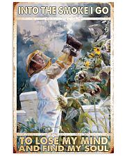 Beekeeper Into The Smoke 11x17 Poster front