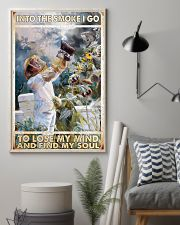 Beekeeper Into The Smoke 11x17 Poster lifestyle-poster-1
