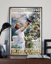 Beekeeper Into The Smoke 11x17 Poster lifestyle-poster-2