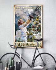 Beekeeper Into The Smoke 11x17 Poster lifestyle-poster-7