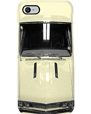 Car Chev 1967 Chevel SS 396 Capri Cream PDN-DQH Phone Case i-phone-8-case