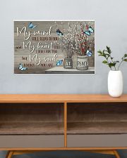 Butterfly My Mind 24x16 Poster poster-landscape-24x16-lifestyle-25