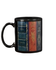 Jane Book Spine Mg Mug back