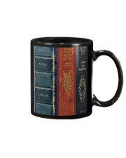 Jane Book Spine Mg Mug front