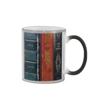 Jane Book Spine Mg Color Changing Mug thumbnail